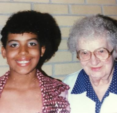 Great Grandma & I