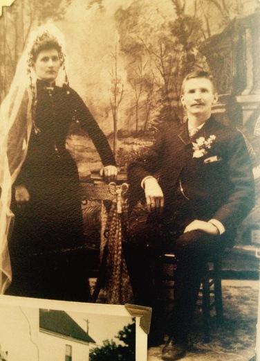 Gustav & Margeret Feske